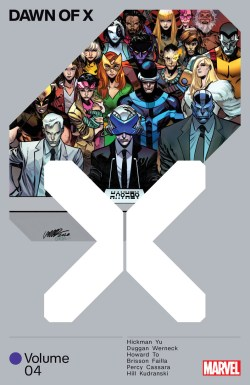 DAWN OF X TP VOL 04 (JAN201048)