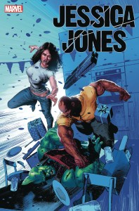 JESSICA JONES BLIND SPOT #6 (OF 6) (JAN200997)