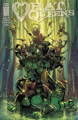 RAT QUEENS #21 (MR) (JAN200285)