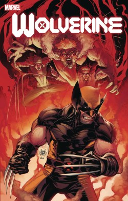 WOLVERINE #2 DX (JAN200832)