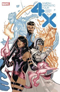 X-MEN FANTASTIC FOUR #3 (OF 4) (JAN200840)