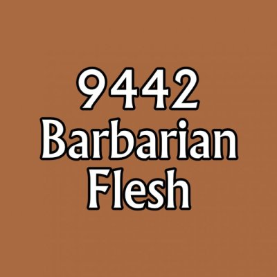 MSP 09442 Barbarian Flesh Miniature Paint