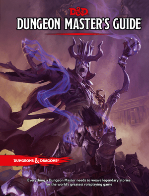 D&D 5E: Dungeon Master's Guide