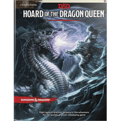 D&D 5E: Hoard of the Dragon Queen