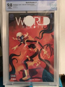 World Reader #1 CBCS Graded 9.8