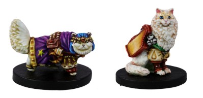 Animal Adventures: Dungeons & Doggies and Cats & Catacombs: Complete Set