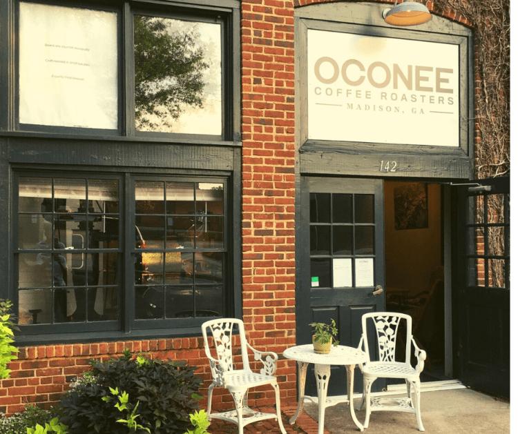 Oconee Coffee Roasters Madison Ga.