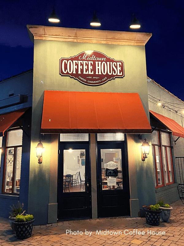 Midtown Coffee House Columbus Georgia