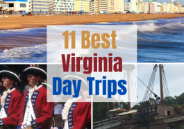 Day trips in Virginia