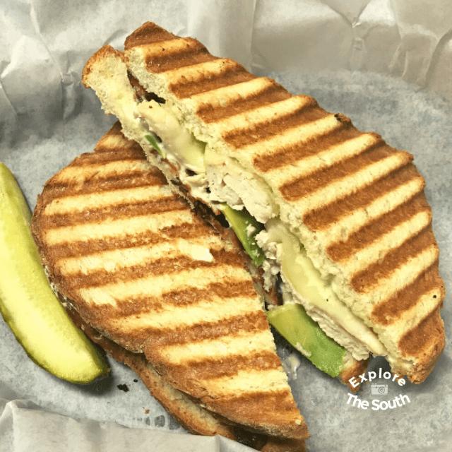 McCall's Chicken and Avocado Sandwich