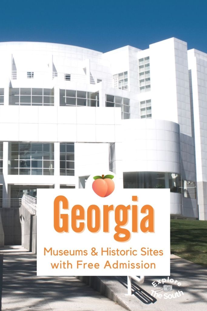 High museum in Georgia.