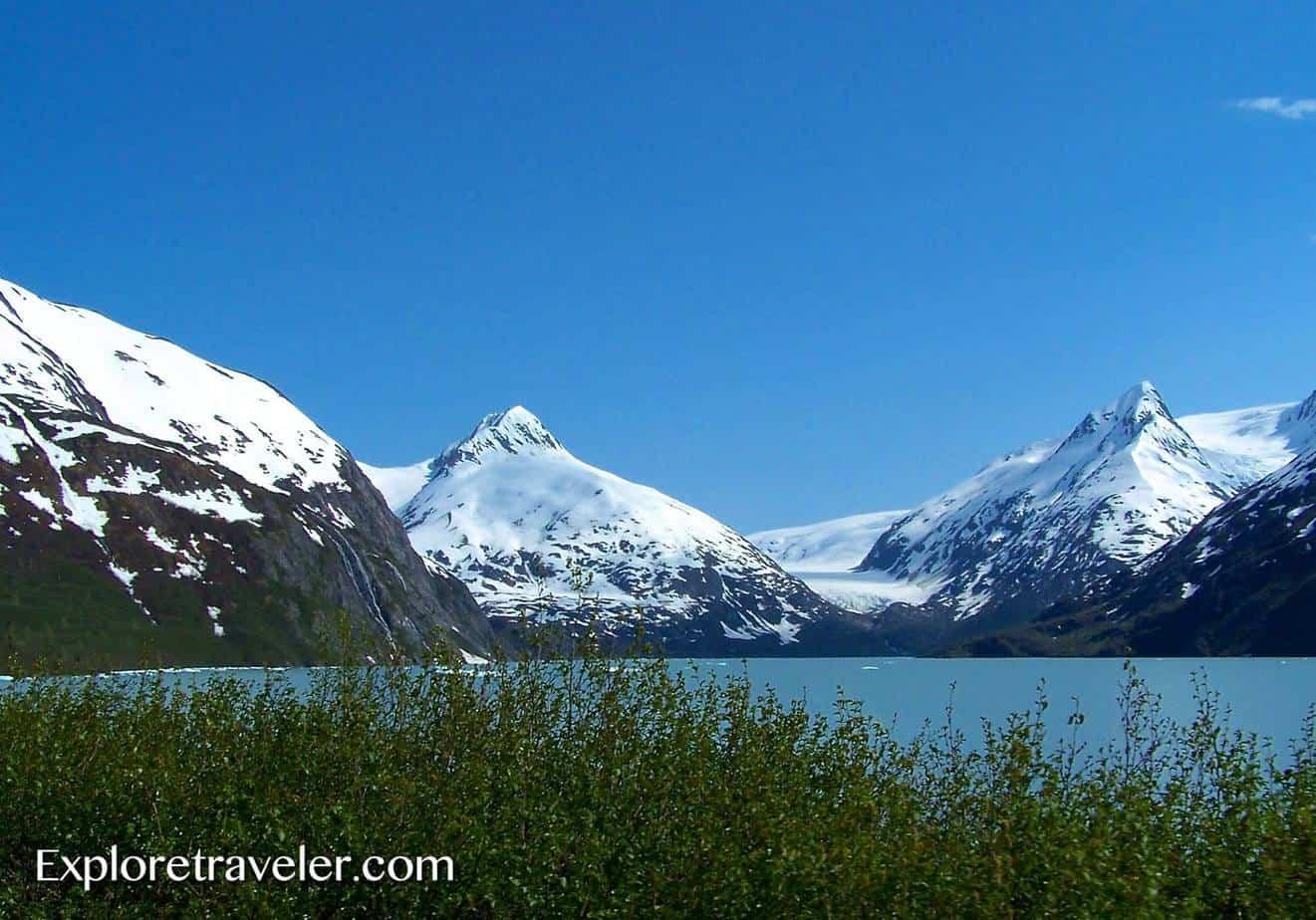 Whittier Alaska Gateway to the glacier and wildlife filled Prince William Sound