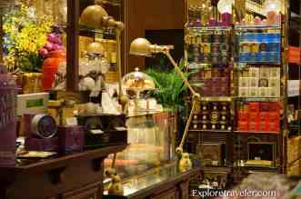 TWG Tea: Creativity at its finest.