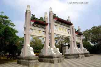 Kaohsiung Martyrs Shrine 高雄市忠烈祠