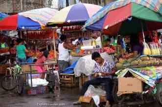 roadside fruit stands