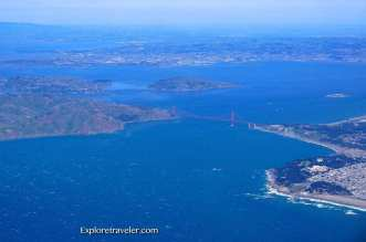 San Francisco Bay, California USA