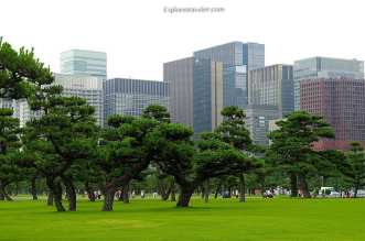 Kokyogaien National Gardens