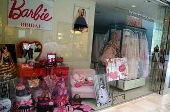 Japanese Barbie Weddings