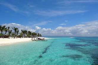 Journey toward Pandanon Island