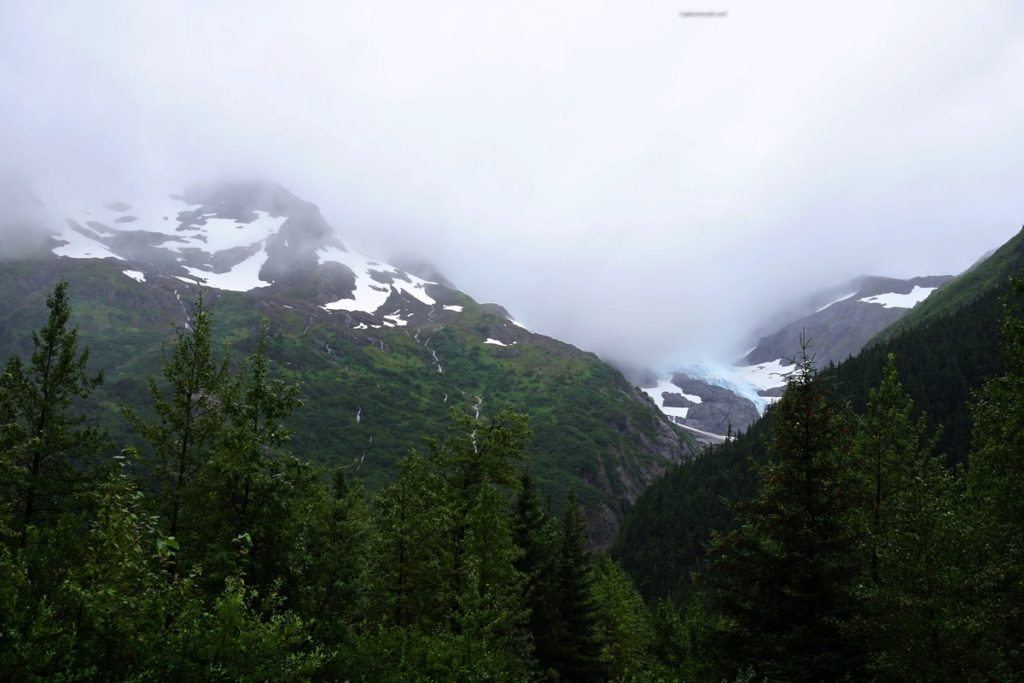 Photo of the day ~ Portage Glacier Valley in Alaska