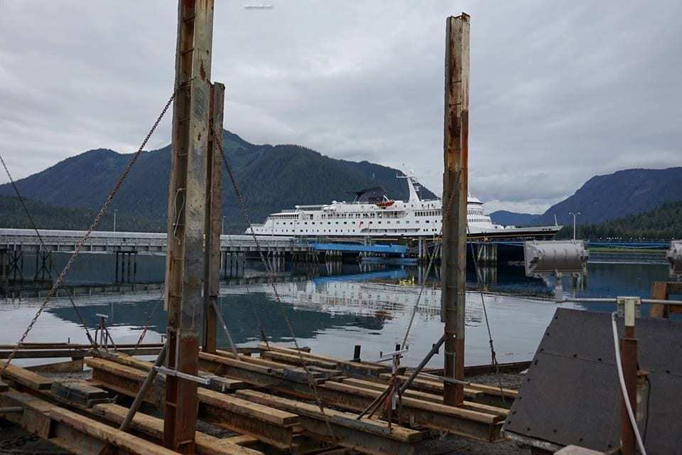 The Amazing Fishing Village Of Saint Petersburg, Alaska - A wooden boat in a body of water - Petersburg