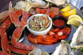 Eat Like A King And Travel The World - A plate of food - Inside Passage