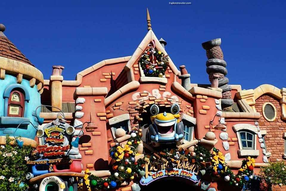It's A Theme Park Wonderland In Southern California USA
