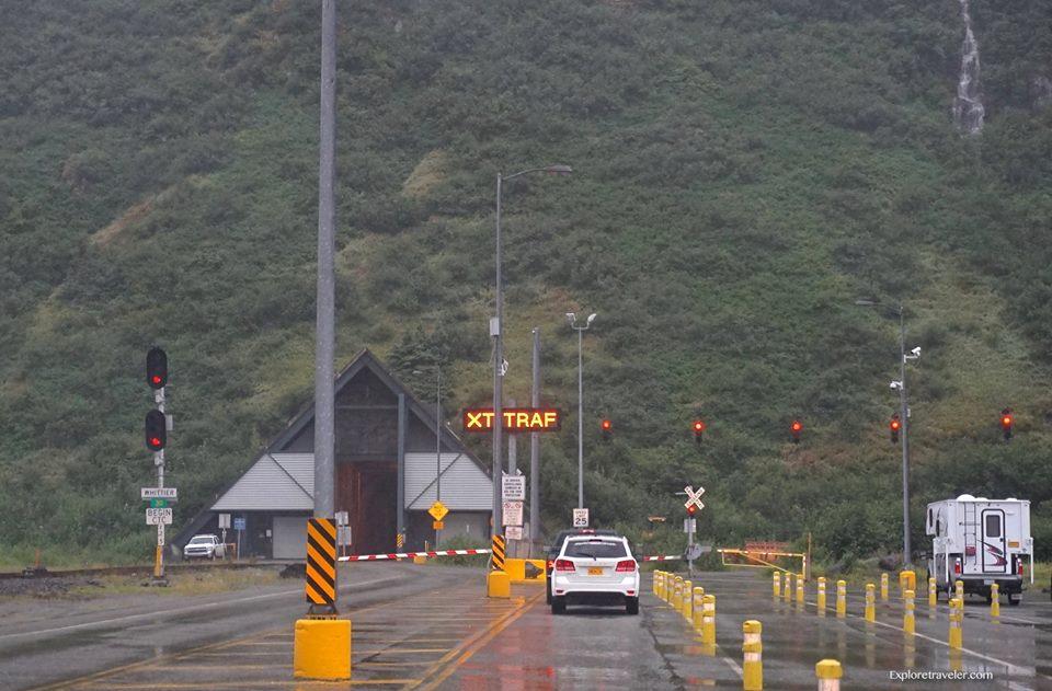 Whittier Alaska Tunnel
