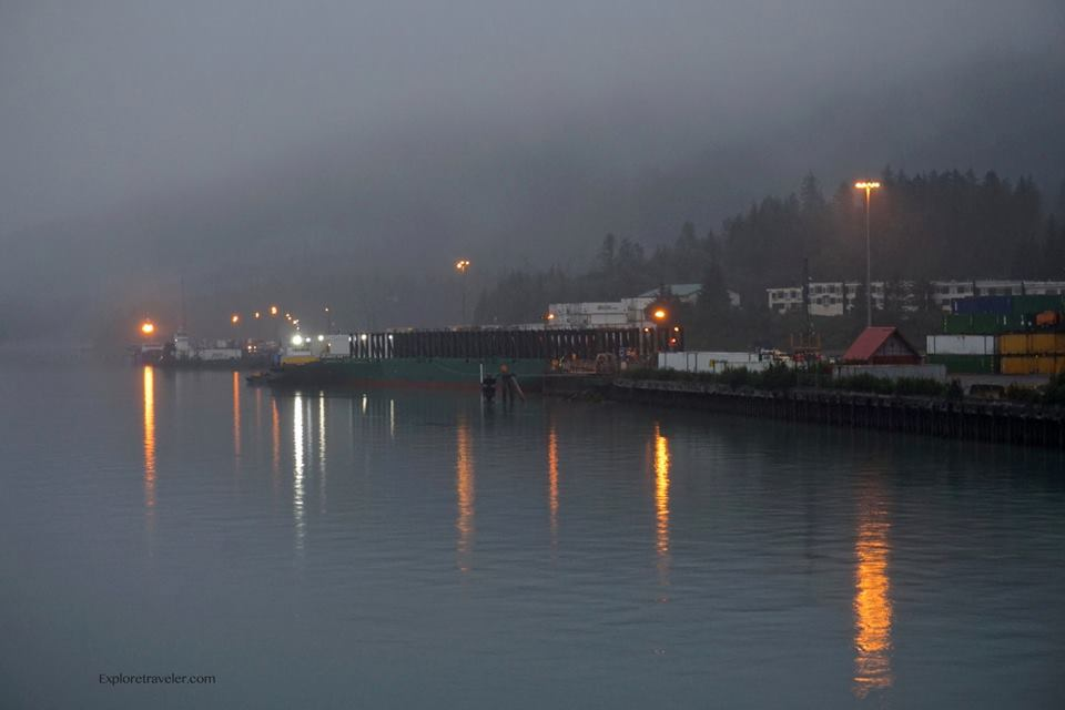 Whittier Alaska Port