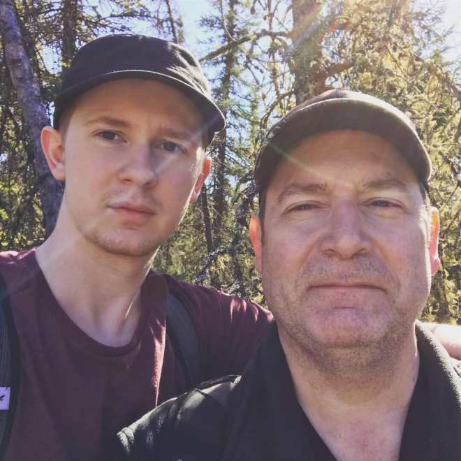 My Alaska Hiking Blog