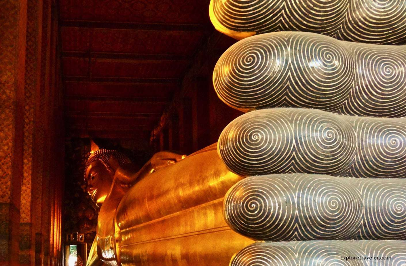 Bangkok Thailand Travel Guide Wat Pho Reclining Buddha