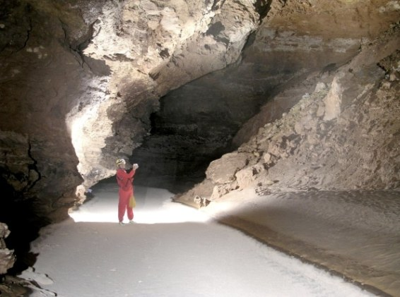 Snowy River Cave