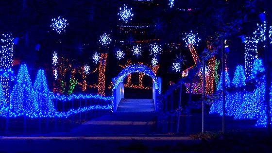 Christmas Lights Tulsa