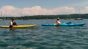 Vashon Island Kayak Tours