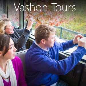 Tours on Vashon Island. Live tours, virtual tours and self guided tours