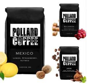 Vashon Island Pollard Coffee ships anywhere in US!