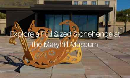 Explore a Full Sized Stonehenge at the Maryhill Museum