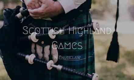Scottish Highland Games in Enumclaw