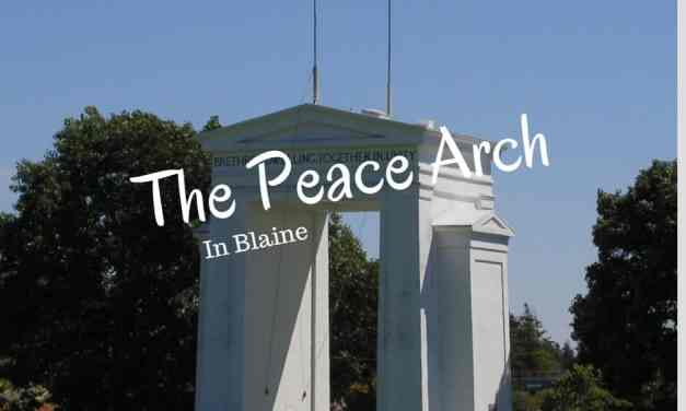 The Peace Arch