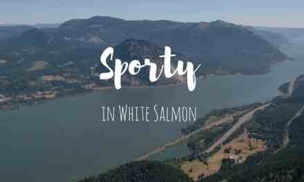 Sporty in White Salmon