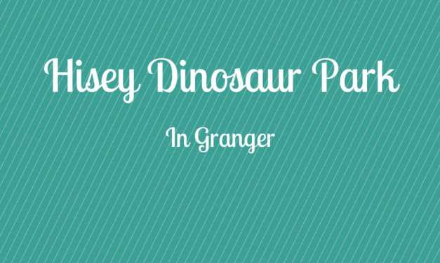 The Hisey Dinosaur Park