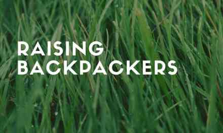 Raising Backpackers