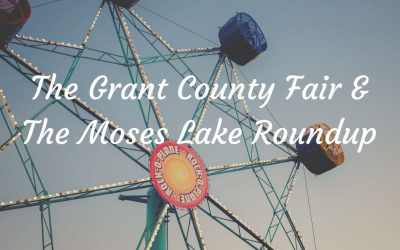 The Grant County Fair & the Moses Lake Roundup