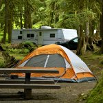 Camping in Washington State