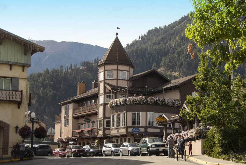 Growing up in Leavenworth, and Calling the Wenatchee Valley Home