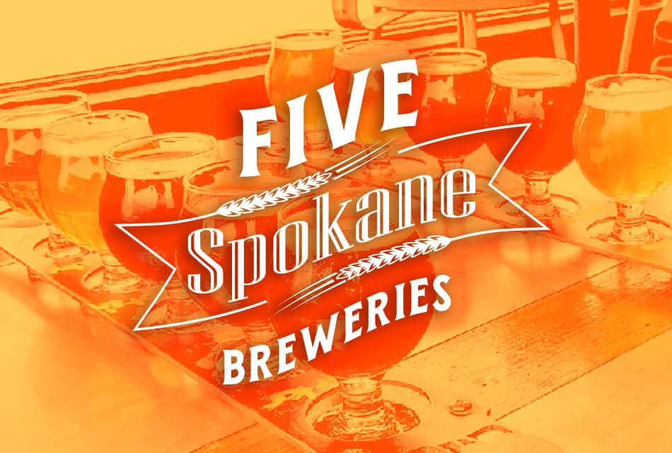Spokane Style Beer – Five Local Breweries
