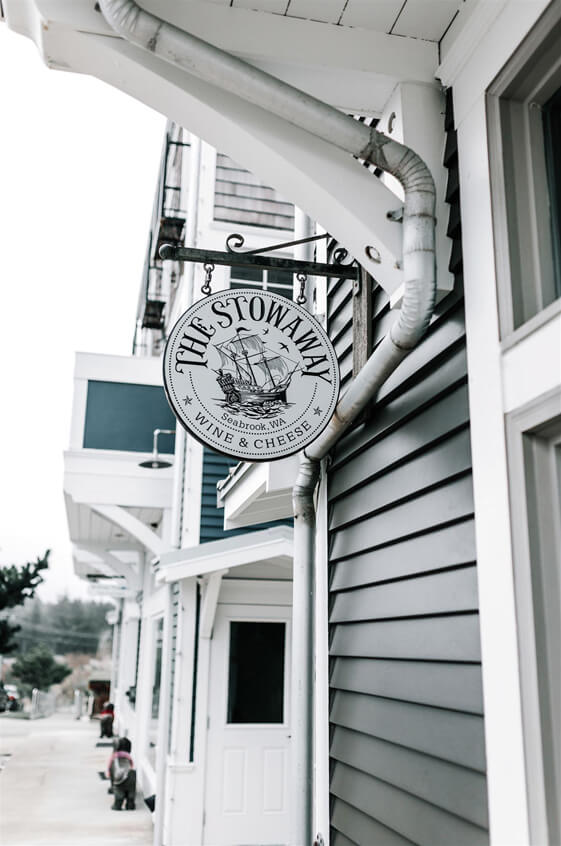 The Stowaway Wine Bar Seabrook Washington