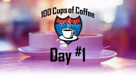 Weeds Cafe Cashmere Washington Day 1 of The 100 Cups of Coffee in 100 Days Project