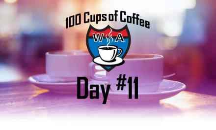 Kafiex Roasters Coffee Lab Vancouver, Washington Day 11 of The 100 Cups of Coffee in 100 Days Project