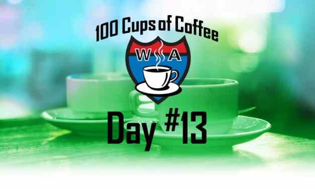 Nomad PNW Wilkeson, Washington Day 13 of The 100 Cups of Coffee in 100 Days Project